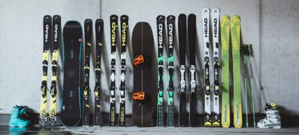 Ski rental VEITH SPORT