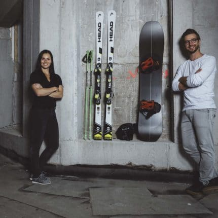 Anna and Manuel Veith, Rohrmoos