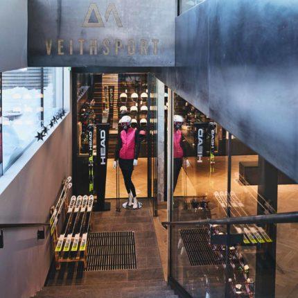 VEITH SPORT Concept Store und Skiverleih in Schladming